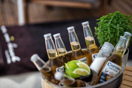 corona beer chilledbeer chilledcorona lime salt beachclub alanya basil