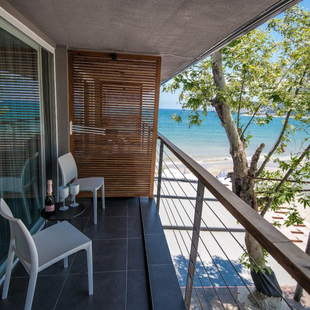 hotelroom hotelbalcony seaview roomwithaview boutiquehotel hotel holiday sea beach