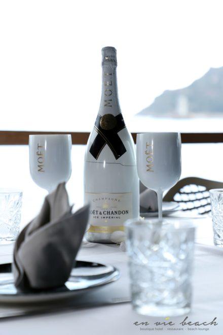 moetchandon champagne restaurantalanya enviebeach