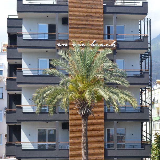 hotel hotelalanya enviebeach palmtree hoteldesign