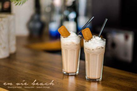 enviebeachbar bar chocholate milskshake chocolatemilkshake coockie restaurant alanya