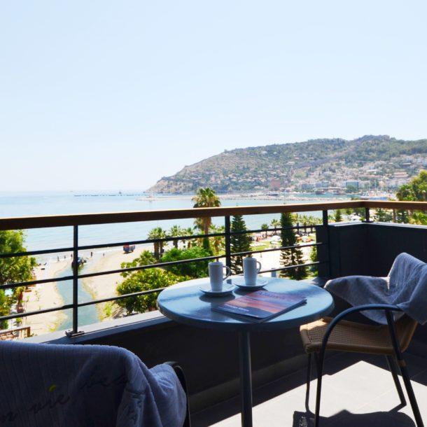 balcony hotel seaview castleview alanyacastle alanya holiday