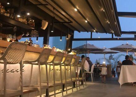 Bar alanya beach drinks cocktails design hotel