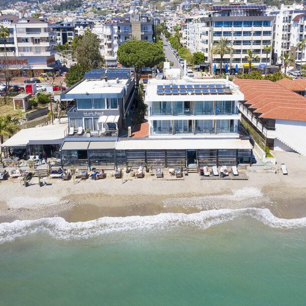 sun hotel seaview room beach holiday alanya